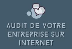 Audit de votre entreprise sur internet