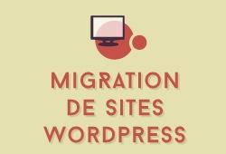 Migration de sites Wordpress