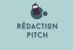 Rédaction de pitch