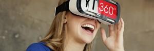 Les vidéos 360 : la réalité virtuelle pour tous !