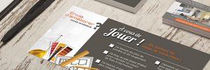 5 astuces pour dynamiser vos supports de communication imprimés