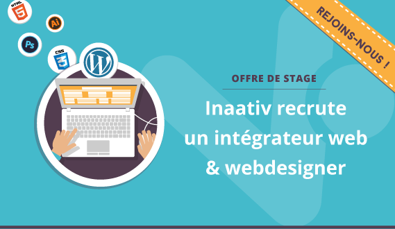Stage Intégrateur Wordpress et webdesigner Bordeaux