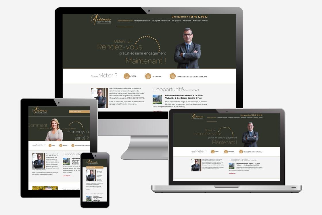 site_web_artemis