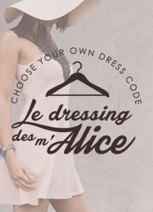 LE DRESSING DES M'ALICE