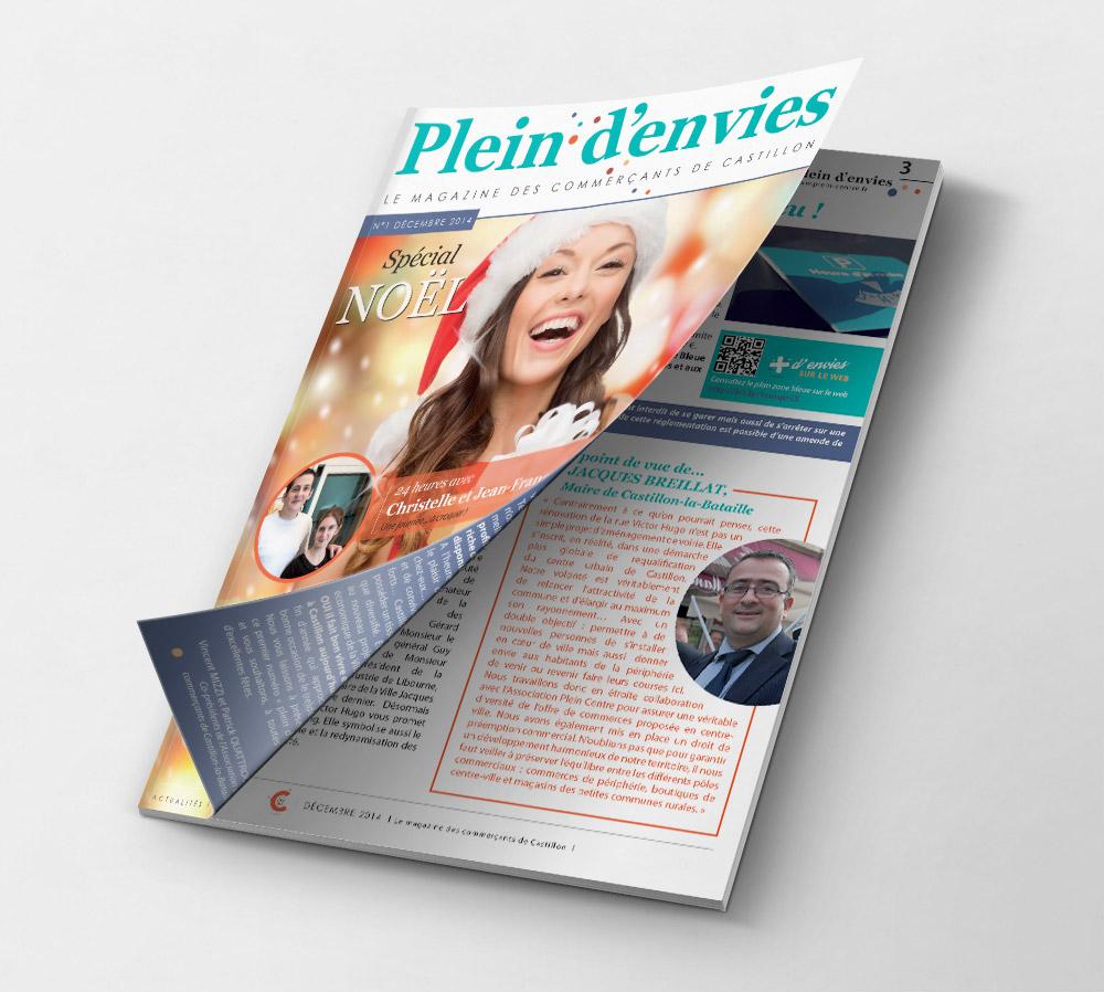 Magazine Plein Centre