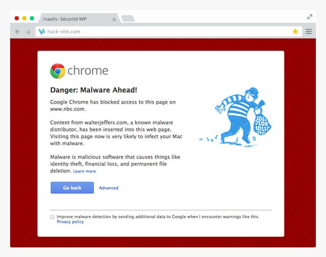 Hack Google Malware