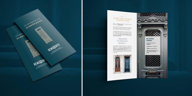 Personnes notables brochure publicitaire exemple kf08 humatraffin - Qu est ce qu une porte postformee ...