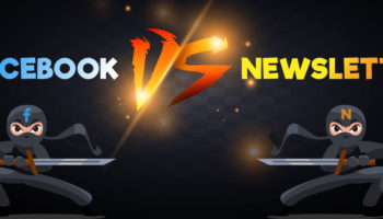 Facebook vs Newsletter